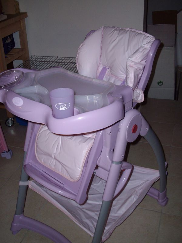 Chaise haute tex baby trouvez le meilleur prix sur voir for Housse de chaise carrefour