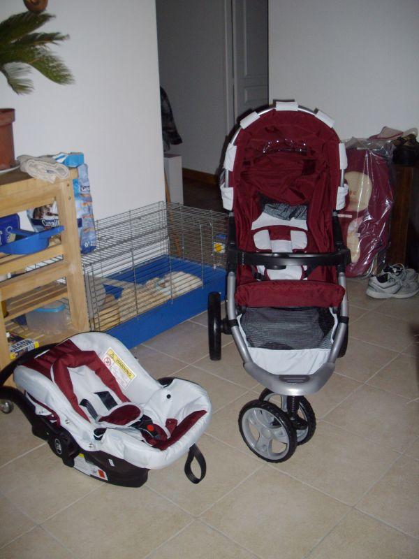 Blog grossesse morrigane et de ses heureux parents - Chaise haute tex baby carrefour ...
