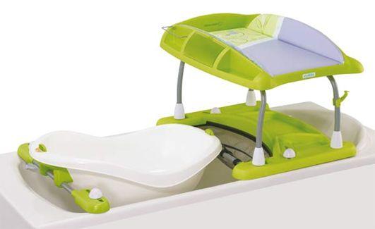 table langer baignoire sandrine et ludovic. Black Bedroom Furniture Sets. Home Design Ideas
