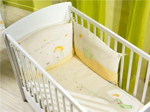 tour de lit bébé le petit prince Blog grossesse   Khedidja et Farid   accouchement prévu le 16  tour de lit bébé le petit prince