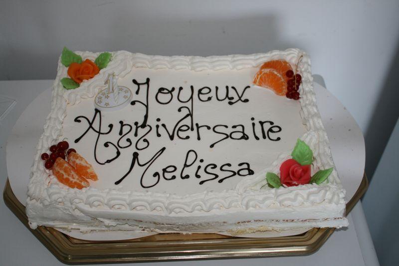 13 Juillet 2010 Joyeux Anniversaire Melissa Et Ses Petites