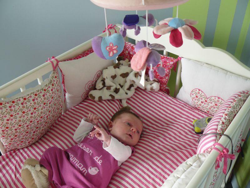 lit bebe 1 mois
