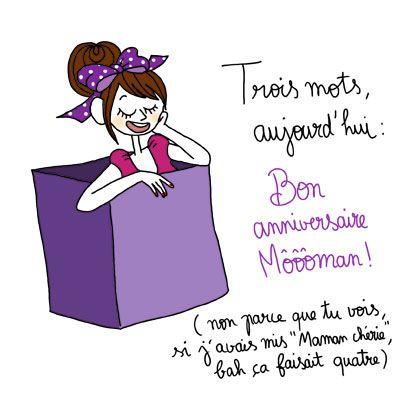 Joyeux Anniversaire Maman We Et You Accouchement Prevu Le 3