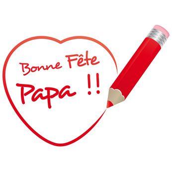Bonne fete papa we et you accouchement pr vu le 3 - Bonne fete mon papa ...