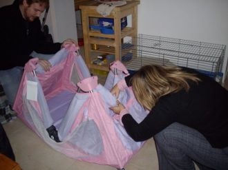 journ e montage morrigane et de ses heureux parents accouchement pr vu le 4 f vrier 2009. Black Bedroom Furniture Sets. Home Design Ideas