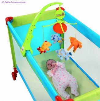 mobile lit de voyage jemeveille sarah et philippe naissance le 3 novembre 2010. Black Bedroom Furniture Sets. Home Design Ideas