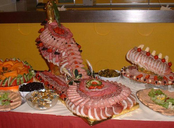 Blog mariage aur lie et aur lien mariage le 11 septembre 2010 - Decoration de buffet ...