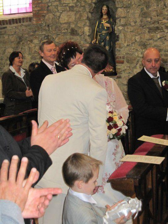 L 39 glise aur lie et j r me mariage le 18 septembre 2010 - Message boulette mariage ...