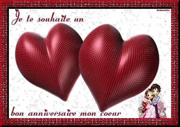 Bon Anniversaire Mon Amour Laetitia Et Jacky Mariage Le 27