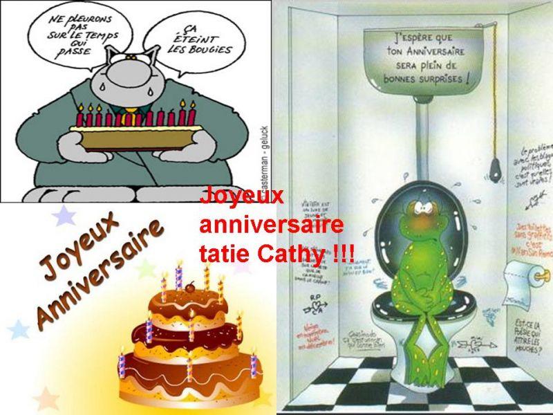 Joyeux Anniversaire Tatie Cathy Caro Et Fred Mariage Le 1