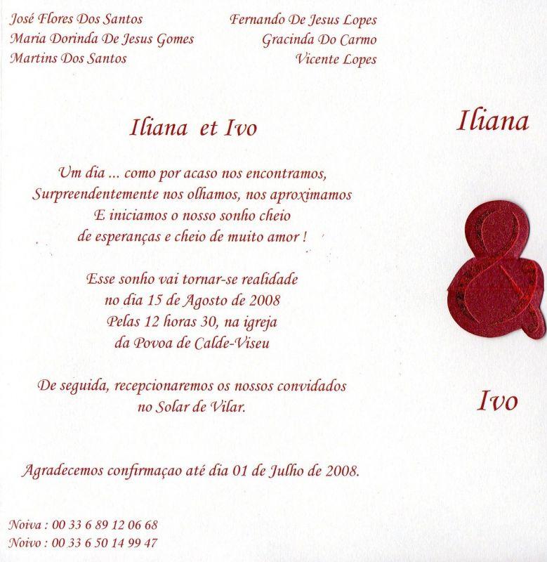 Bien connu Texte invitation mariage en italien – Votre heureux blog photo de  LR88