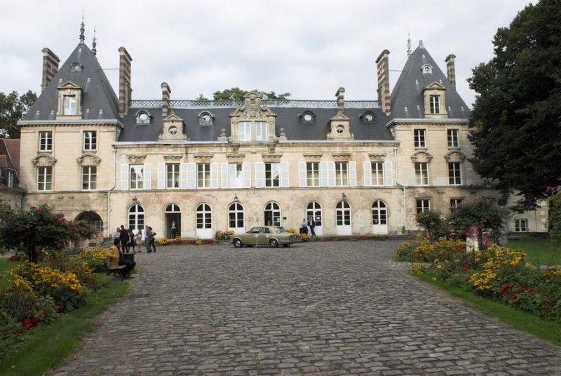 chteau daramont verberie 60 comme je men dout nous sommes tomb sous le charme de ce lieu il ne reste plus qu attendre le 1er janvier pour - Chateau D Aramont Verberie Mariage