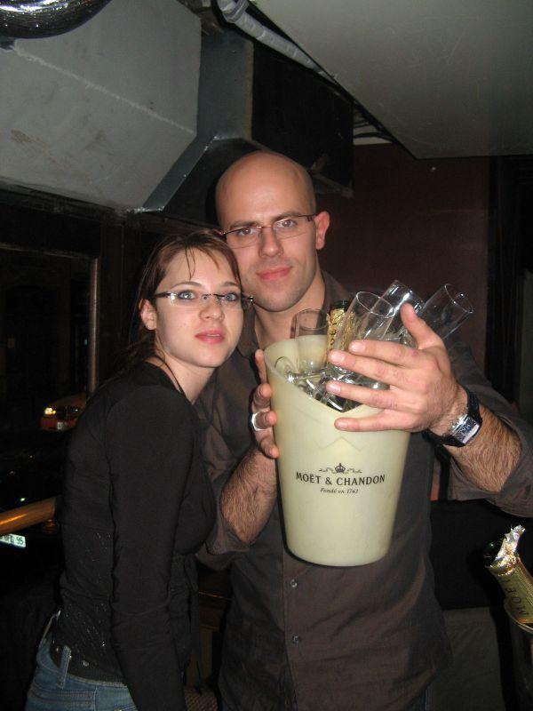 5h00 sabrina et cyril mariage le 27 septembre 2008 - Message boulette mariage ...