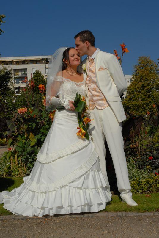 Photos au parc de b con sabrina et cyril mariage le 27 septembre 2008 - Message boulette mariage ...