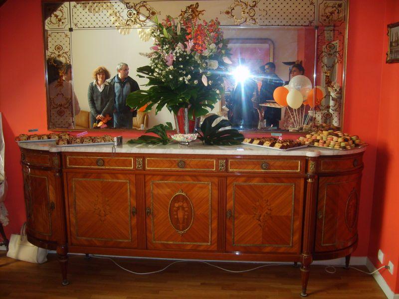 Le vin d 39 honneur sabrina et cyril mariage le 27 septembre 2008 - Message boulette mariage ...