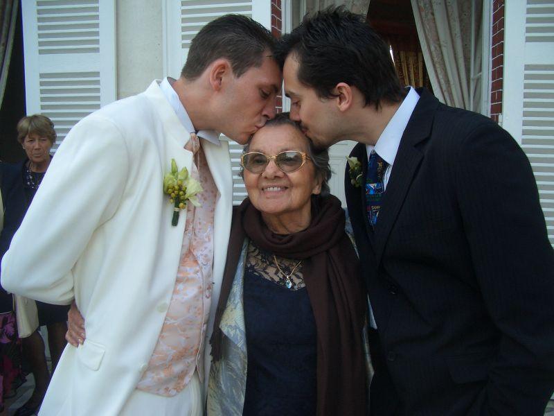 Blog mariage sabrina et cyril mariage le 27 septembre 2008 - Message boulette mariage ...