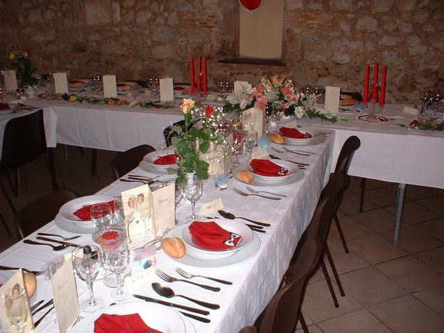 Plan de table isa et michel mariage le 29 novembre 2008 - Disposition table de mariage ...