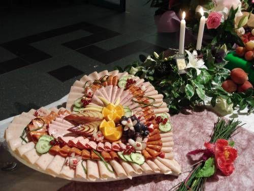 Ou en sommes nous a un mois du mariage carole et vincent mariage le - Idee buffet nouvel an ...